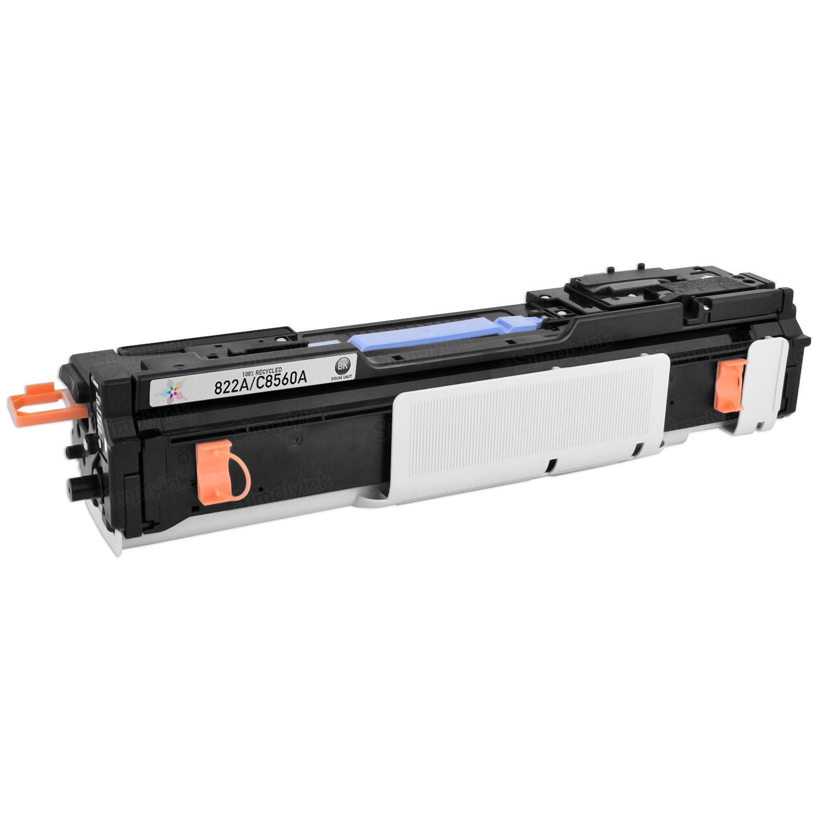 Remanufactured Replacement Black Laser Drum for HP 822A