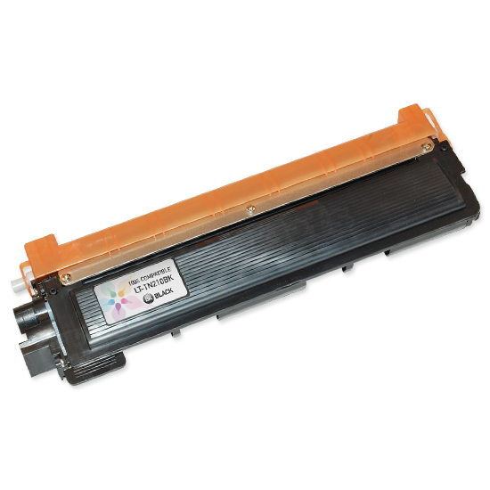 Brother Compatible TN210BK Black Toner