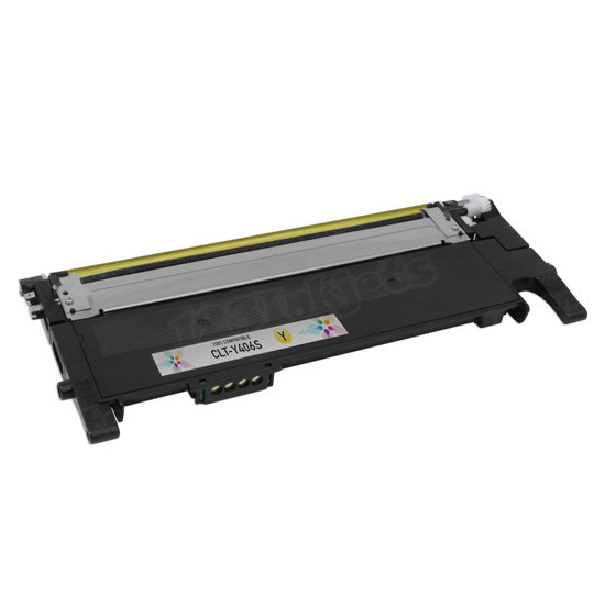 Compatible Yellow Toner for Samsung (CLT-Y406S)