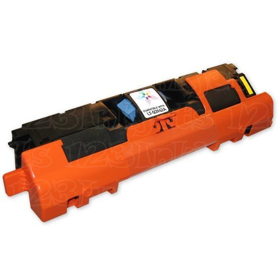 Remanufactured Replacement Yellow Laser Toner for HP 122A