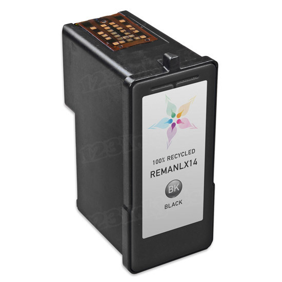 Lexmark Remanufactured 18C2090 Black Ink
