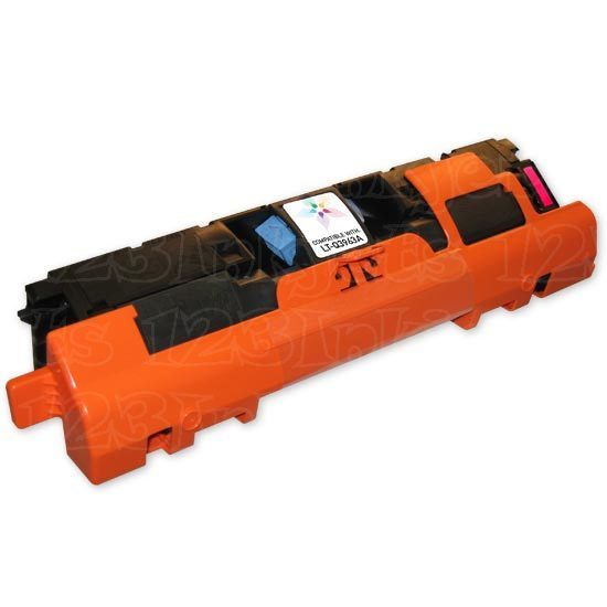 Remanufactured Replacement Magenta Laser Toner for HP 122A