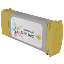 Remanufactured Replacement Ink Cartridge for Hewlett Packard CH618A (HP 789) Yellow