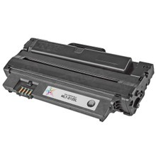 Compatible Replacements for Samsung MLT-D105L Black Laser Toner Cartridges 2.5K Page Yield