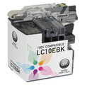 Compatible LC10EBK Super HY Black Ink for Brother