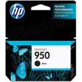 HP 950 Black Original Ink Cartridge CN049AN