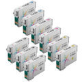 Epson T125 Remanufactured Ink Set of 9