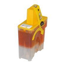 Compatible Brother LC41Y Yellow Ink Cartridges