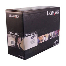 Lexmark OEM Extra High Yield Black Laser Toner Cartridge, X644X41G (X644e / X646dte) (32,000 Page Yield)u00a0
