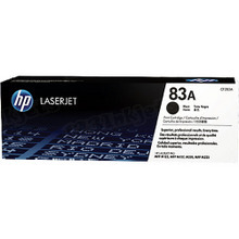 HP 83A (CF283A) Black Original Toner Cartridge in Retail Packaging