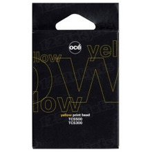 Oce 29953722 Yellow OEM Plotter Ink with Printhead