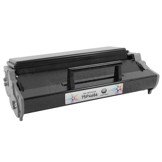 Remanufactured 75P4686 Toner Cartridge for IBM