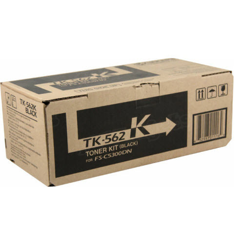 OEM Kyocera-Mita TK-562K Black Toner Cartridge