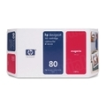 HP 80 Magenta Original Ink Cartridge C4874A