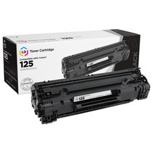 Canon 125 (1,600 Pages) Black Laser Toner Cartridge - Compatible 3484B001AA