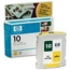 Original HP 10 Yellow Ink Cartridge in Retail Packaging (C4842A)