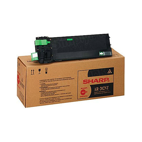 OEM Sharp AR-202NT Black Toner Cartridge
