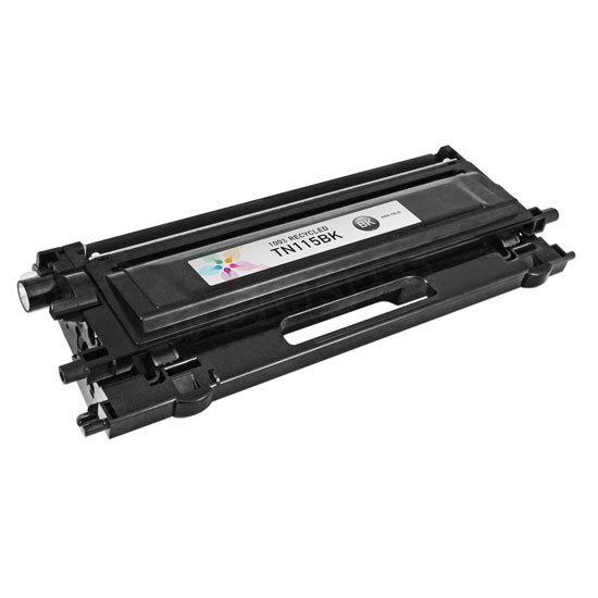 Brother Remanufactured TN115BK HY Black Toner