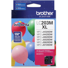 OEM LC203M for Brother High Yield Magenta Ink Cartridge