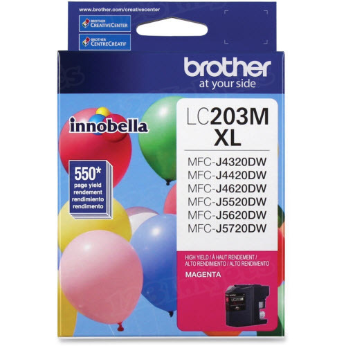 OEM LC203M HY Magenta ink for Brother