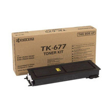 Kyocera-Mita OEM Black TK-677 Toner Cartridge