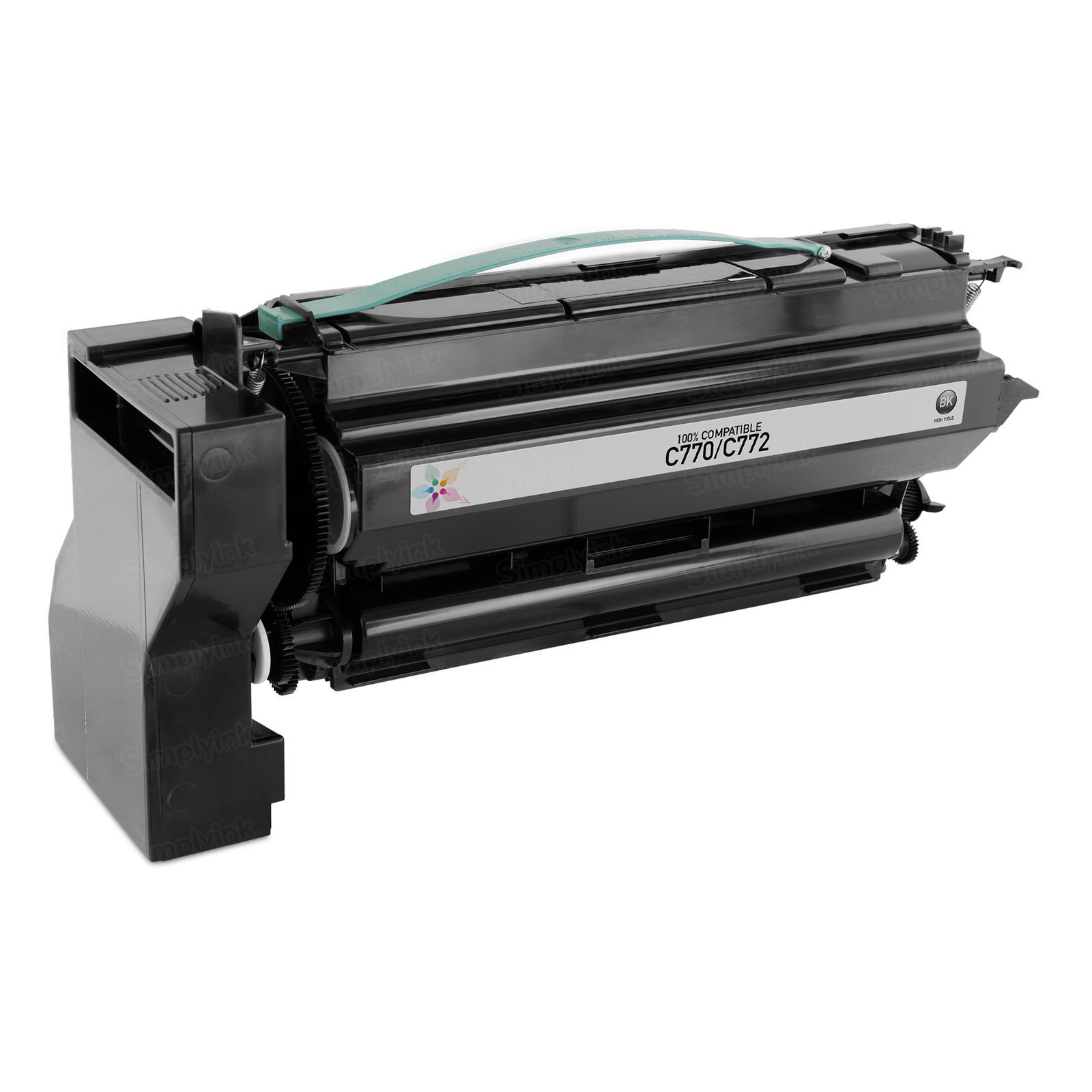Remanufactured C7702KH HY Black Toner Cartridge for Lexmark C770/C772