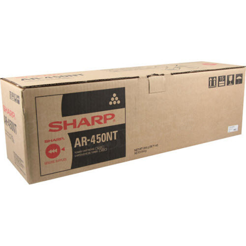 OEM Sharp AR-450MT Black Toner Cartridge