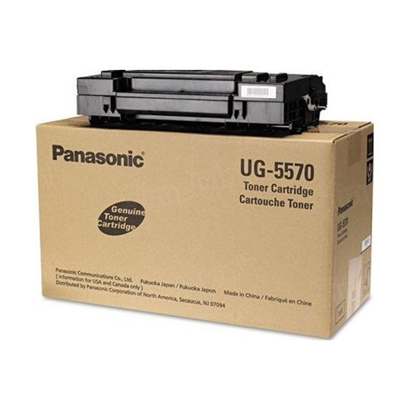 OEM Panasonic UG5570 Black Toner Cartridge