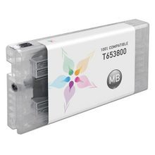 Compatible Replacement for Epson T653800 (T6538) Matte Black 200ml Ink Cartridges for the Stylus Pro 4900