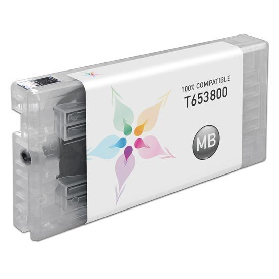 Epson Compatible T653800 Matte Black Inkjet Cartridge for the Stylus Pro 4900