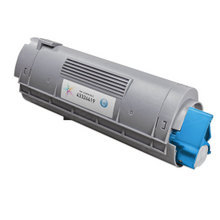 Compatible Okidata 43324419 'Type C8' Cyan Laser Toner Cartridges 5K Page Yield