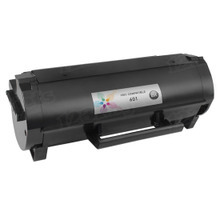 Lexmark Compatible Black Laser Toner Cartridge, 60F1000 (2.5K Page Yield)