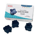 Xerox 108R605 Cyan Ink Sticks 3-Pack