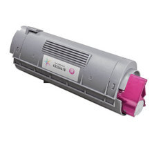 Compatible Okidata 43324418 'Type C8' Magenta Laser Toner Cartridges 5K Page Yield