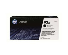 HP 92A (C4092A) Black Original Toner Cartridge in Retail Packaging