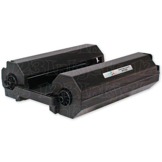 PC101 Thermal Fax Cartrdidges & Rolls - Compatible for Brother