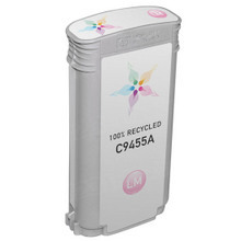 Remanufactured Replacement Ink Cartridge for Hewlett Packard C9455A (HP 70) Light Magenta