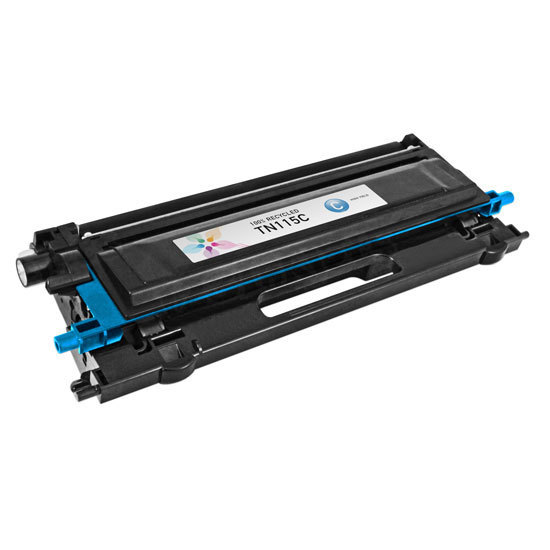 Brother Remanufactured TN115C HY Cyan Toner