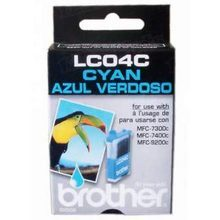 Brother LC04C Cyan OEM Ink Cartridge