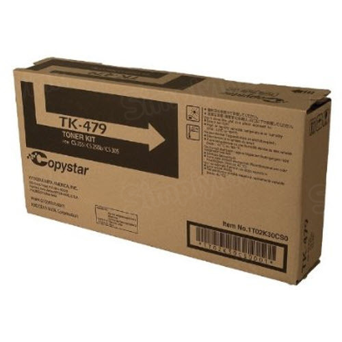 TK479 Black Toner for Copystar