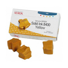 OEM Xerox 108R00607 / 108R607 Yellow Solid Ink 3-Pack