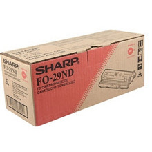 Sharp OEM Black FO-29ND Toner Cartridge