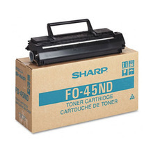 Sharp OEM Black FO-45ND Toner Cartridge