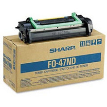 Sharp OEM Black FO-47ND Toner Cartridge