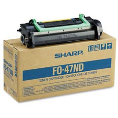 OEM Sharp FO-47ND Black Toner Cartridge