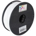 White 1.75mm 1kg ABS Filament