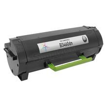 Compatible Extra High Yield Black Toner Cartridge Alternative for Dell B3460; 331-9807, 9GG2G, HJ0DH