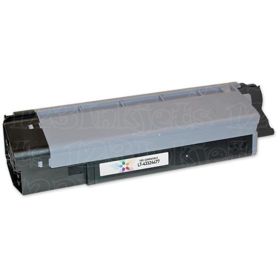 Okidata Compatible 43324477 Black Toner for CX2032 MFP