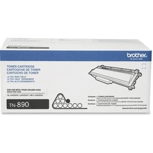OEM Brother TN890 Ultra High Yield Black Laser Toner Cartridge