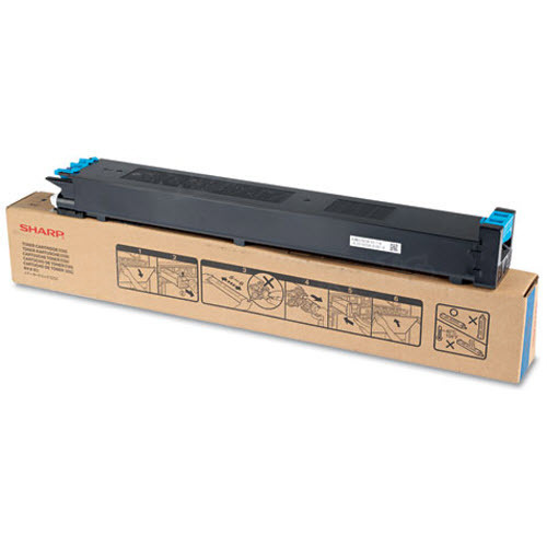 OEM Sharp MX-31NTCA Cyan Toner Cartridge